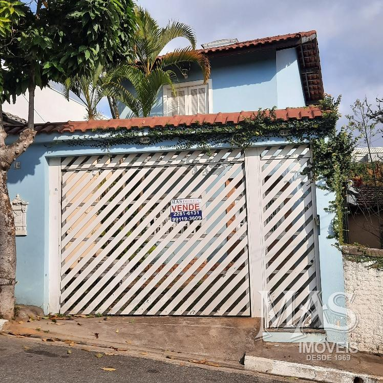 Sobrado na Vila Paiva